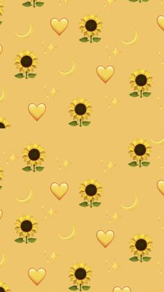 Pin on sunflower wallpaper Tumblr Wallpaper, Wallpaper Pastel, Iphone Wallpaper Yellow, Emoji Wallpaper Iphone, Cartoon Wallpaper Iphone, Disney Phone Wallpaper, Sunflower Wallpaper, Iphone Background Wallpaper, Aesthetic Pastel Wallpaper