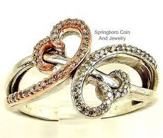 Details About Samuel Benham Bjc Sterling Silver 14k Gold
