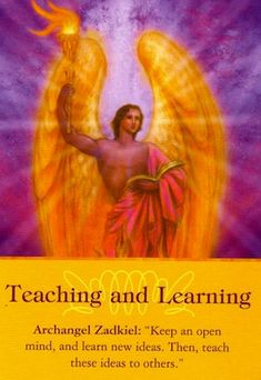 You are a spiritual teacher and an avid learner.  Learning and teaching are linked in a perfect cycle, in which information comes to you when you need it...