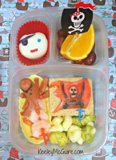 Lunch Made Easy: Talk Like A Pirate Day!