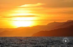 Pôr do sol na costeira do Cabarahu (Ilhabela/Brasil) - Foto: Márcio Bortolusso