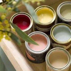20 ideas para pintar muebles de madera antiguos a todo color 20