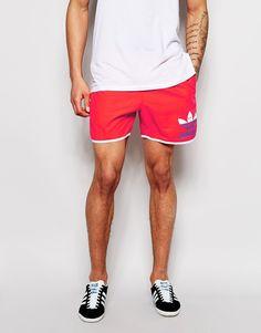e30895e73a1 adidas Originals Retro Shorts at asos.com