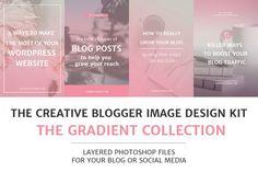 Blog and Social Media Image Kit By elan creative co.