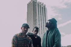 The west London-based pop trio celebrate their signing to Atlantic Records with a finger-snapping single.