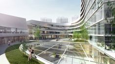 Gallery of South West Hotel Competition proposal / Henn Architects - 11