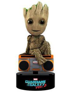 Figura movible Groot 15 cm. Guardianes de la Galaxia. Línea Body Knocker. NECA Foto 1