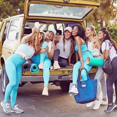 what are we most looking forward to on the tour?!  seeing you girls roll in with a bunch of fitness babes & connecting with new local girlfriends!  and the look on your faces as your enter the fitness festival!!!  #toneituporbust #9days #getyourtix ToneItUp.com/Tour