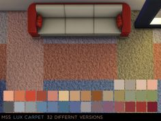 Sims 4 CC's - The Best: Carpets by Midnightskysims