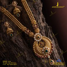 Make your bride look majestic. Get in touch with us on Gold Mangalsutra Designs, Gold Earrings Designs, Necklace Designs, Antique Jewellery Designs, Gold Jewellery Design, Silver Jewelry, Handmade Jewellery, Silver Rings, Fashion Jewelry Necklaces
