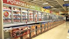 Green Isle Tesco - Frozen Category Makeover on Vimeo