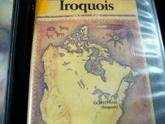 INDIANS OF NORTH AMERICA VIDEO COLLECTION: IROQUOIS Schlessinger Video Productions http://www.amazon.com/dp/B00122SQYW/ref=cm_sw_r_pi_dp_sIu1tb1ZKAWHHG92