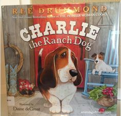 Charlie the Ranch Dog.....review and activities
