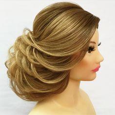 Мои юбилейные прически My jubilee hairstyles