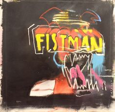 Fistman (unstretched), 2010
