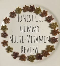 Honest Company's Gummy Multi-Vitamins Review | The Hart of it All