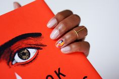 Economy of Style: 2 Secrets to a Lasting Manicure