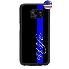 445d1e8bfa0 Deal Market LLC - Thin Blue Line Police Wife-Hot NEW design Hard Rubber Case  for Samsung Note Delivered in 8 days Guaranteed.