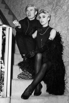 I Edie Sedgwickn Photos: Andy Warhol's Girls