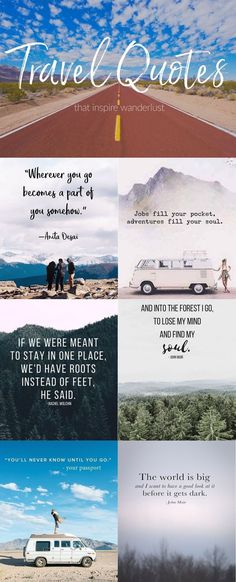 Wanderlust is a strong desire for or impulse to wander or travel and explore the world. Travel inspitration #wanderlust #travel #traveltheworld #travelquotes #travelers #travelinspiration