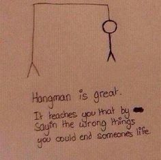 that's deep. i've never even thought about that.
