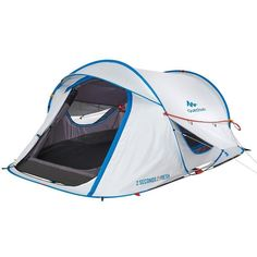 (US Warehouse) Quechua Waterproof Pop Up C&ing Tent 2 Seconds Easy FRESH 2 Man  sc 1 st  Pinterest : outwell pop up tent - memphite.com