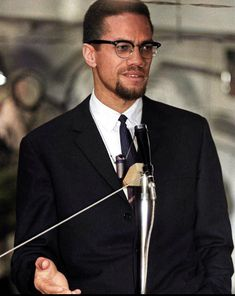 Malcolm X, Tie Clip, Fashion, Moda, Fashion Styles, Fashion Illustrations, Tie Pin