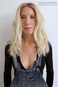 Blonde eros tv bilder