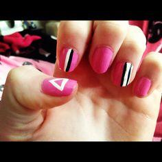 Strip nails