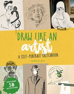 How would you draw yourself if you were Vincent van Gogh? Pablo Picasso? Or Frida Kahlo? Draw Like an Artist offers examples of self-portraits from eighteen masters, accompanied by thought-provoking questions and a matching canvas. The result is a fun-filled artistic journey for young artists of any skill level to create self-portraits in the style of different artists, and then finish with their very own composition.