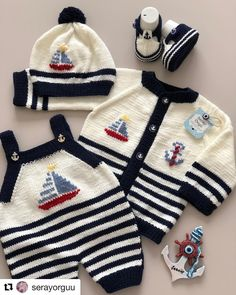 Best 12 Ready to ship Size Months Baby boy sweater anchor sweater wool cardigan knitted sweater merino – SkillOfKing. Baby Boy Knitting Patterns, Baby Cardigan Knitting Pattern, Knitting For Kids, Baby Patterns, Wool Cardigan, Baby Boy Sweater, Baby Vest, Crochet Baby Jacket, Baby Boy Jackets