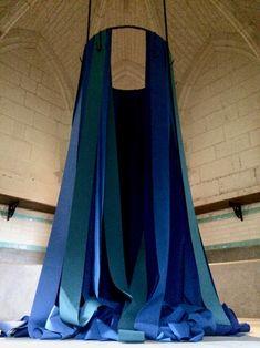 Sheila Hicks, Interactive Art, Installation Art, It Works, Weaving, Contemporary, Wool, Textile Art, Fiber