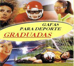 Gafas para deporte graduadas
