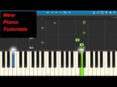 5 Seconds of Summer - Castaway Piano Tutorial - How to play Castaway on piano - Instrumental Cover - YouTube