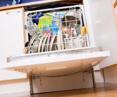 How to unclog dishwasher tips