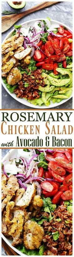 Rosemary Chicken Sal