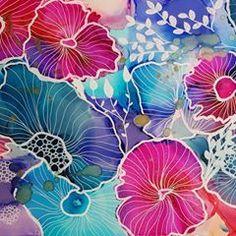 JulieMarieDesign - Alcohol Ink, Art and Design, Abstract Art Alcohol Ink Crafts, Alcohol Ink Art, Abstract Wall Art, Abstract Watercolor, Watercolor Ideas, Watercolour, Art Prints For Sale, Fine Art Prints, Yellena James