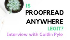Is Proofread Anywhere legit? As a graduate of the General Proofreading course, I get asked that question a lot. I interviewed Caitlin Pyle to get answer to the most frequently asked questions I get asked. Punctuation Worksheets, Grammar And Punctuation, Grammar Rules, Associated Press Stylebook, Canadian English, Collins English Dictionary, Skill Tools, How To Make Money, How To Become
