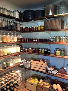 Awesome 60 Pantry Organization Ideas