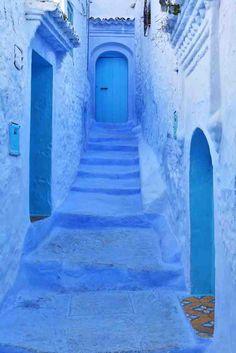 Blue Medina of Chechaouen, Morocco