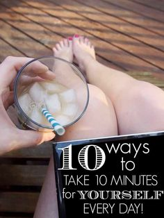 Life can get crazy! I love all of the simple and convenient tips offered in this post. Taking care of myself is a priority. 10 Ways to take 10 Minutes for yourself EVERY DAY! International Delight Iced Coffee, And Just Like That, Helpful Hints, Handy Tips, I Love Reading, Coffee Recipes, Parenting Advice, Self Help, Good To Know