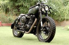 Royal Enfield 500cc Classic by Rajputana Customs