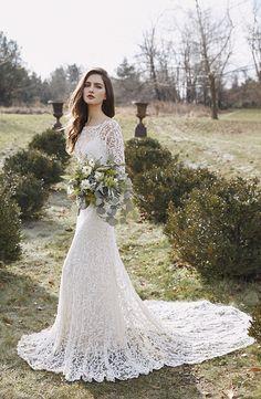 Ivana Bridal Gown