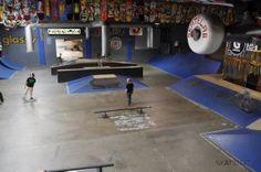 Skatelab (Simi Valley, California USA) #skatepark #skate #skateboarding #skatinit #skateparkreview