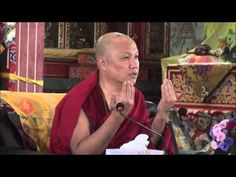 Teachings on Mind Training by H.E. Sangye Nyenpa Rinpoche 20 04 2014 - YouTube