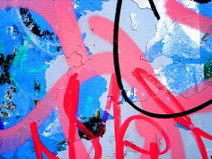 blue tag wall 2