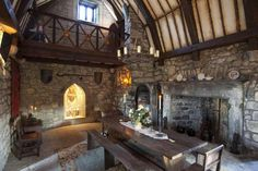 medieval irish horse | Seven Historical Castles for Sale Around the World | CIRCA Old Houses ...