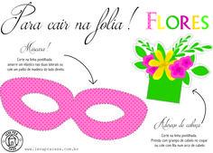 carnavel-flores #levapracasa