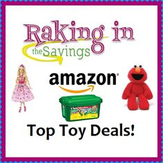 Build Your Gift Closet For Less! Amazon Top Weekly Toy Deals For The Week of 1/19! - http://www.rakinginthesavings.com/build-your-gift-closet-for-less-amazon-top-weekly-toy-deals-for-the-week-of-119/
