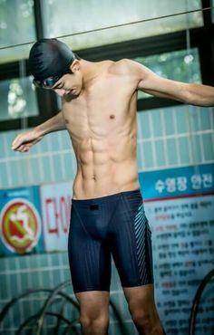 (behind the scenes)JoonHyung Nam Joo Hyuk Abs, Nam Joo Hyuk Cute, Joon Hyuk, Korean Boys Hot, Korean Men, Korean Actors, Korean Celebrities, Handsome Asian Men, Sexy Asian Men